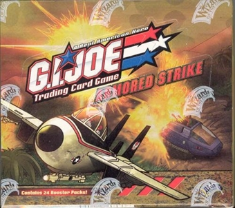 WOTC G.I. JOE Armored Strike Booster Box