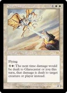 Magic the Gathering Onslaught Single Glarecaster UNPLAYED (NM/MT)