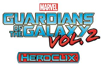 Marvel HeroClix: Guardians of the Galaxy Vol. 2 Gravity Feed Display (24 Ct.) (Presell)