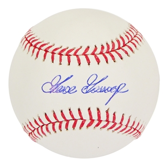 "Rich ""Goose"" Gossage Autographed New York Yankees Official MLB Baseball (Tristar)"