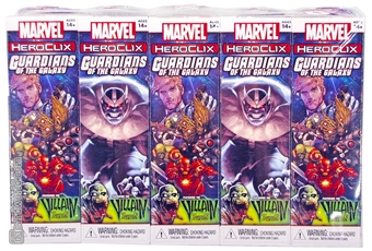 Marvel HeroClix: Guardians of the Galaxy Booster Pack