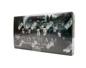 Gotham: Before the Legend Season 1 Trading Cards Box (Cryptozoic 2016)