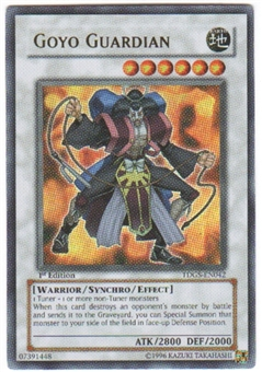 Yu-Gi-Oh Duelist Genesis Single Goyo Guardian Ultra Rare