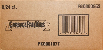 Garbage Pail Kids Brand New Series 1 Hobby 8-Box Case (Topps 2014)