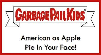 Garbage Pail Kids American As Apple Pie Collector's Edition Pack (Topps 2016)