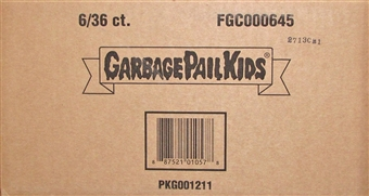 Garbage Pail Kids Brand New Series 3 Retail 6-Box Case (Topps 2013)