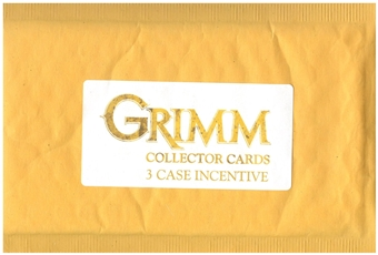 Grimm Collector's Trading Cards Pack (3 Case Incentive)