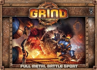Grind Board Game (Privateer Press)