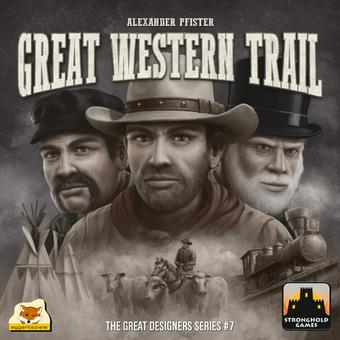 Great Western Trail (Stronghold Games)