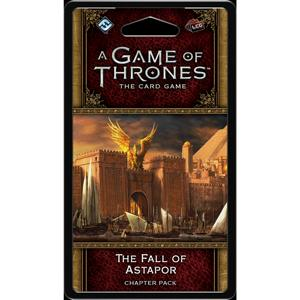 Game of Thrones LCG 2nd Edition: The Fall of Astapor Chapter Pack (FFG)