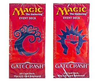 Magic the Gathering Gatecrash Event Decks - Set of 2