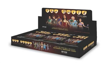 The Guild Seasons 1-3 Trading Cards Pack (Cryptozoic 2012)