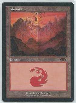 Magic the Gathering Promo Single GURU Mountain - NEAR MINT (NM)