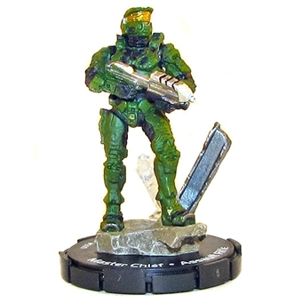 Halo ActionClix Master Chief Promo Figure