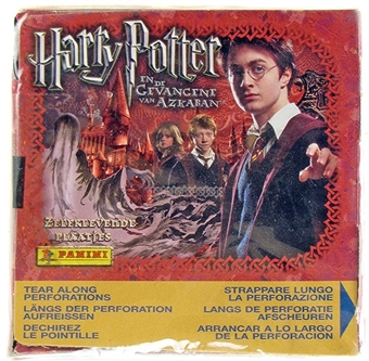 Harry Potter & the Prisoner of Azkaban Sticker Box (2004 Panini) (Dutch)