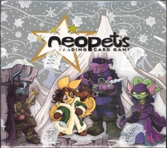 WOTC NeoPets Hanna & The Ice Caves Booster Box