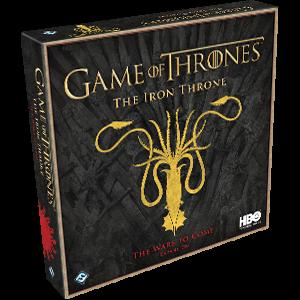 Game of Thrones: The Iron Throne - The Wars to Come Expansion (FFG)