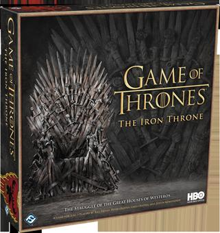 Game of Thrones: The Iron Throne (FFG)