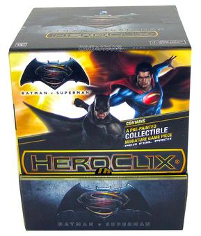 DC HeroClix: Batman v. Superman: Dawn of Justice 24-Pack Booster Box