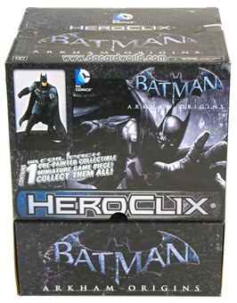 DC HeroClix Batman: Arkham Origins 24-Pack Booster Box