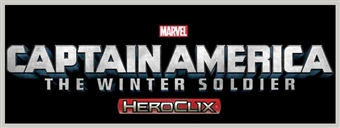 Marvel HeroClix Captain America The Winter Soldier Mini Game (Presell)