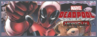 Marvel HeroClix: Deadpool Booster Brick (10ct.) (Presell)