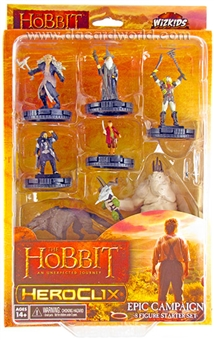 The Hobbit: An Unexpected Journey HeroClix Starter Set