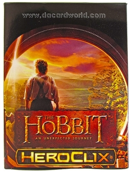 The Hobbit: An Unexpected Journey HeroClix 24-Pack Box (+1 Marquee Figure per Box)