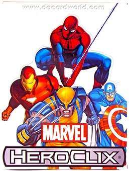 Marvel HeroClix 10th Anniversary 24-Pack Booster Box