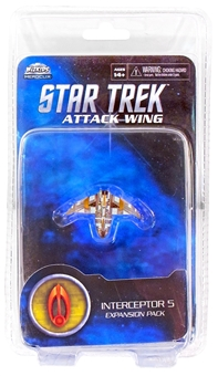 Star Trek Attack Wing: Interceptor 5 Expansion Pack
