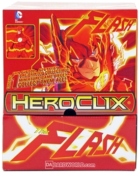 DC HeroClix: The Flash 24-Pack Booster Box