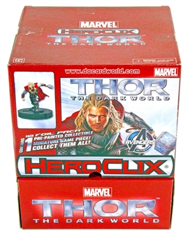 Marvel HeroClix Thor: The Dark World Movie 24-Pack Booster Box
