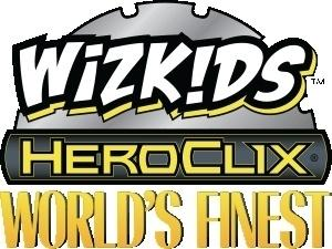 DC HeroClix: World's Finest Booster Brick (10 Ct.) (Presell)