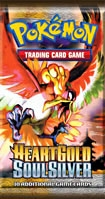Pokemon HeartGold & SoulSilver Booster Pack