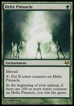 Magic the Gathering Eventide Single Helix Pinnacle FOIL - NEAR MINT (NM)