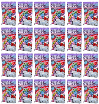 Hello Kitty America the Beautiful Series 2 24-Pack Lot (2012 Upper Deck)