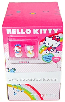Hello Kitty America the Beautiful Series 1 Trading Card Box (Upper Deck 2012)