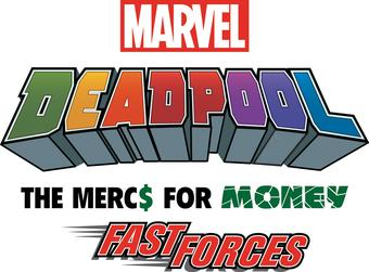 Marvel HeroClix: Mercs 4 Money Fast Forces Pack (Presell)
