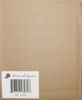 2012 Historic Autograph Multi-Sport Peerless Edition Hobby 10-Box Case