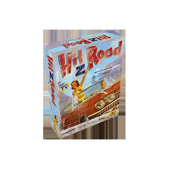 Hit Z Road (Asmodee)