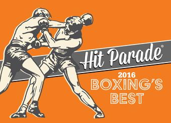 2016 Hit Parade Boxing's Best 10 Box Case - 20 AUTOGRAPHS AND 40 MEMORABILIA PER CASE!!