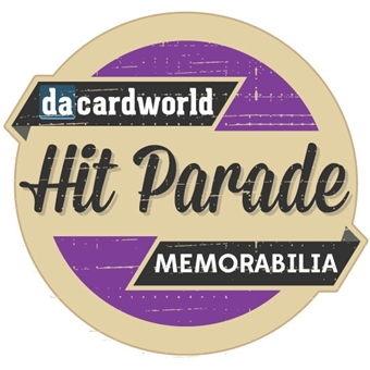 DACW Live Hit Parade Football Memorabilia Edition Series 1 - 10 Spot Draft Break