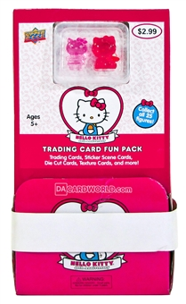 Hello Kitty 40th Anniversary 36 Pack Box (Upper Deck 2014)