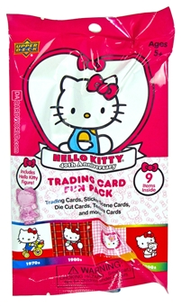 Hello Kitty 40th Anniversary Pack (Upper Deck 2014)