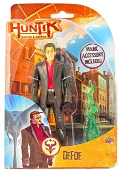 Upper Deck Huntik Secrets & Seekers Defoe Collectible Figure