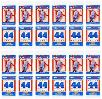 2012/13 Panini Hoops Basketball Rack Pack (12 Pack Lot)