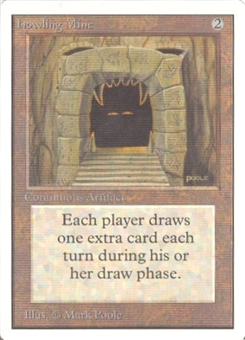Magic the Gathering Unlimited Single Howling Mine - NEAR MINT (NM)