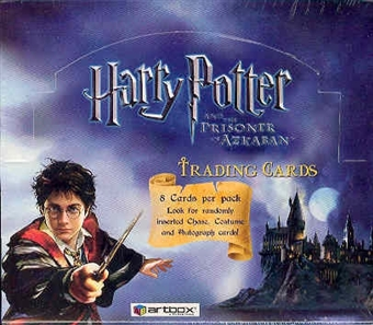 Harry Potter and The Prisoner of Azkaban Hobby Box (Artbox)
