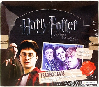 Harry Potter and the Deathly Hallows: Part 2 Hobby Box (Artbox 2011)