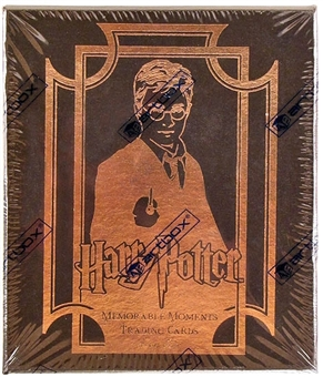 Harry Potter Memorable Moments Series 2 Hobby Box (2009 Artbox)